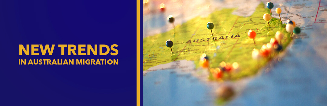 """new trends in Australian migration"" landscape banner"